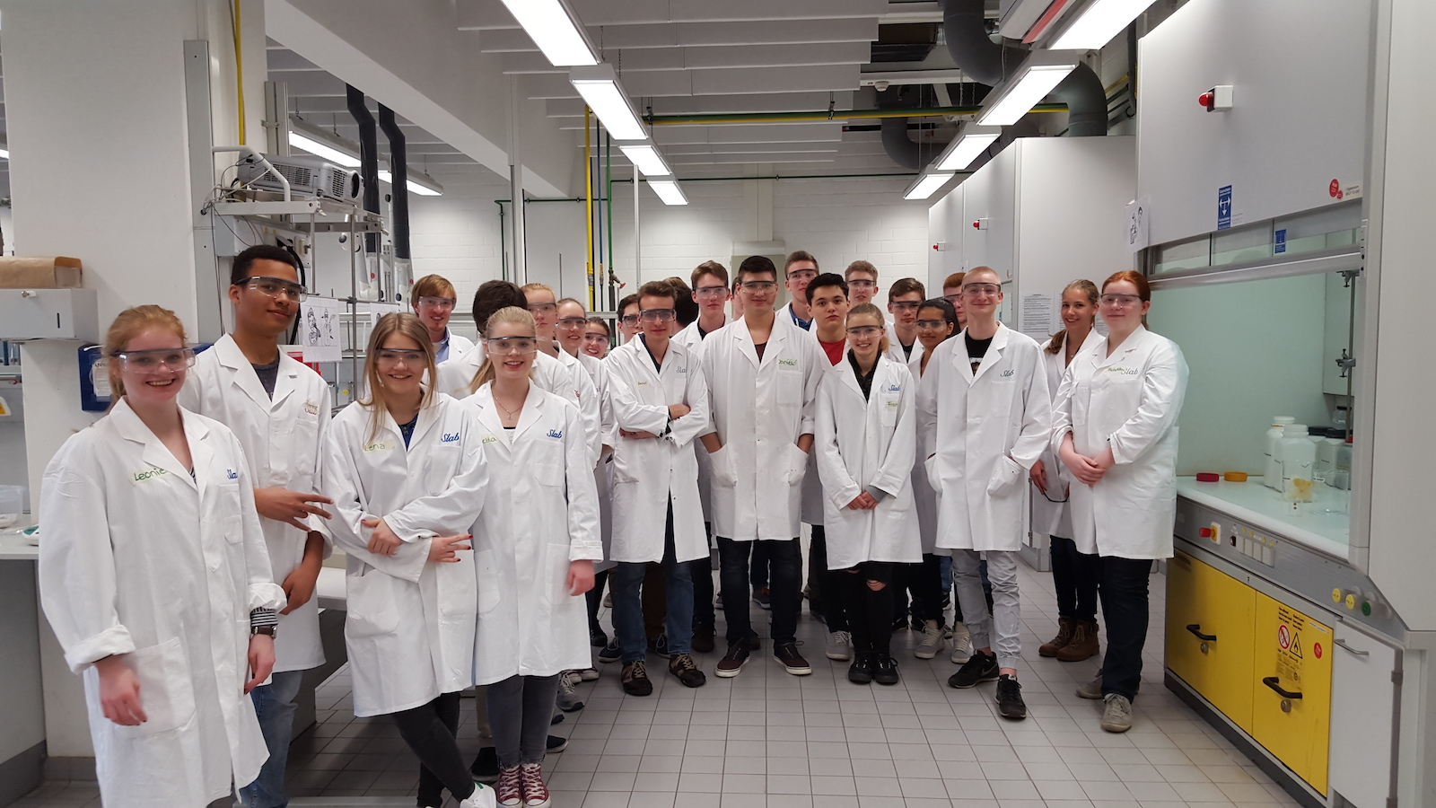 Thumbnail zu Chemie Grundkurs Q1 im Alfried Krupp-Schülerlabor