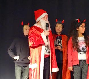 Thumbnail zu Theater stimmt auf Weihnachten ein